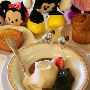 シャーウッドガーデンレストランでマロンアイス祭り♪