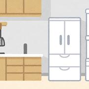 【200円!借家OK】水かかる…。冷蔵庫に水かからなくする方法