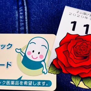[コピー]〚花空恋慕のヒトリゴト…〛20.11.19~秋の我慢の3連休に備えマシテ…( ´⚰︎`