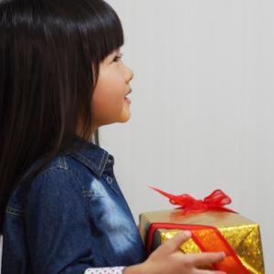 敬老の日のプレゼント、何歳から子供に選んでもらってますか?