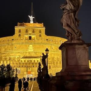 ローマに到着!
