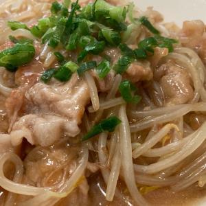 【八宝菜風】豚肉ともやしの『中華だし炒め』のレシピ・作り方【#時短 #節約】