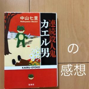 『連続殺人鬼カエル男』-傑作!ジェットコースターミステリー