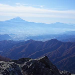 2019.11.17 乾徳山