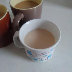【こどもコーヒー】麦茶+牛乳で麦茶オレ!大人にも好評。サッパリおいしい、おすすめドリンクです