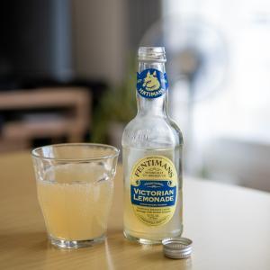 Victorian Lemonade(ヴィクトリアンレモネード)がめっちゃすっぱうまい!