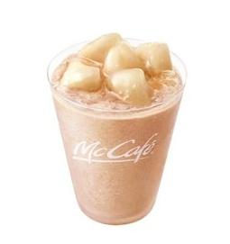 【マックカフェ】「ごろっともものスムージー」発売日はいつからいつまで?