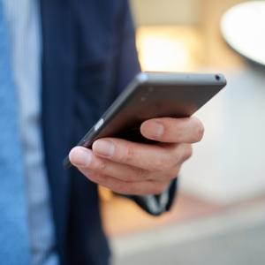 日経電子版のメリット-(6) 場所や時間を選ばない携帯性