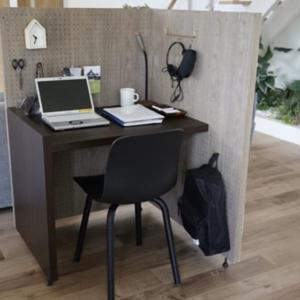 パナソニックのKOMORUが面白い!テレワーク用半個室空間を創出