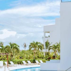 Mexico Riviera Mayaー1歳と子連れ旅行ーホテル Princeas Family Club Riviera