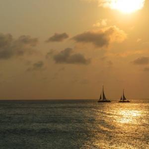 Aruba 7泊8日の旅 1