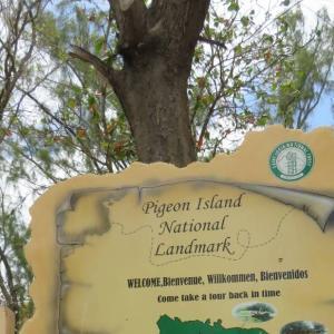 St.Lucia 4泊5日の旅 Pigeon Island