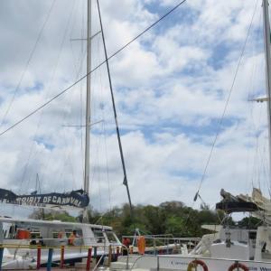 St.Lucia 4泊5日の旅 Sunset CruiseとSnorkeling