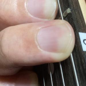 コードを押さえる指を変えると新しいコードが生まれる。(虚言