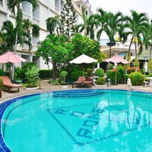 「ロメオ パレス ホテル(Romeo Palace Hotel)」~ノースパタヤ「ナクルア地区」で格安なリゾートホテル!!