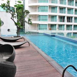 「A ワン スター ホテル(A-One Star Hotel)」~パタヤビーチロード沿い、ビーチにも近いホテルに2千円台で宿泊!!