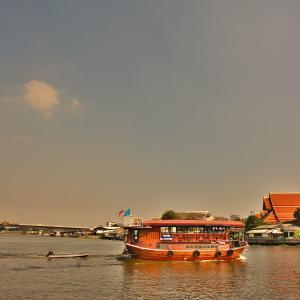 「クレット島(Ko Kret)」~バンコクから日帰りで充分に安く行ける、おそらく一番近いアイランドに行く!!