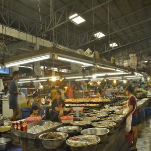 「ワットチャイ モンコン マーケット」、「ソイ ブッカオ マーケット」~サウスパタヤ地元の方中心のローカル市場!!