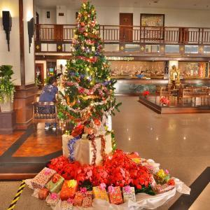 「ジョムティエン タニ ホテル」~最後の宿泊は多少贅沢に、ジョムテンビーチにある4つ星ホテル!!