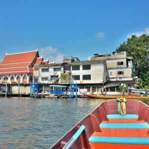 「バーンカチャオ(Bang Kachao)」~バンコクの肺、チャオプラヤ川の向こう側は自然豊富な別世界!!①