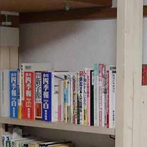 ラブリコ2バイ4アジャスターで自作本棚DIYで作りました。