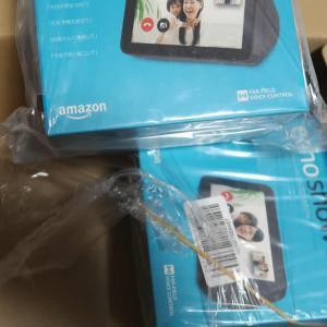 Amazon echo show 5電話ビデオ通話初期設定の方法レビュー