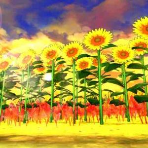 【プレイヤーイベント】第2回 夏の終わりにひまわりを咲かせる会に行ってきました♪