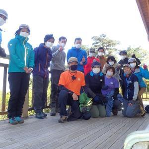 ハイキングレスキュー講習会 2021.04.18
