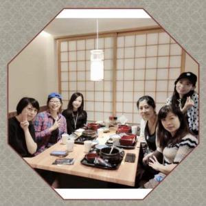 お友達と日式レストランでお昼