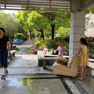 台湾カステラ、お義母さん誕生日、子供はいいなあ
