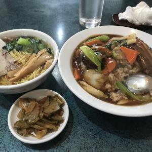 【町中華日記】横浜・根岸「中華料理百里香」