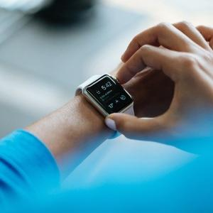 スマートウォッチ 血圧