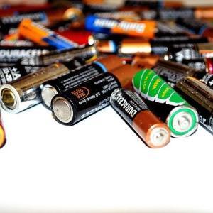 10年間保存できる 防災電池