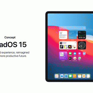 iPadOS15コンセプト公開!
