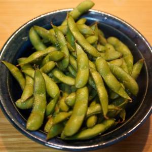 基本の枝豆の塩ゆで(天狗印枝豆「味緑」)