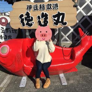 徳造丸で絶品海の幸を食べた話【クチナシで色付けたごはん】【ハートマークの猫】