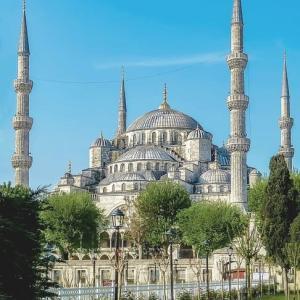 ブルーモスクとイスラム教