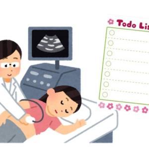 産休前後のドタバタとTo Do リスト