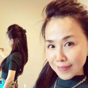 今日の美人さん|福岡のchikoさん63歳と旦那様58歳の素敵なご夫婦