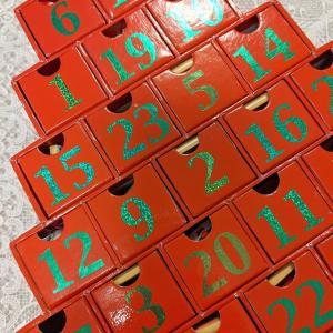 【アドベントカレンダー】と、カルディで見つけたもの