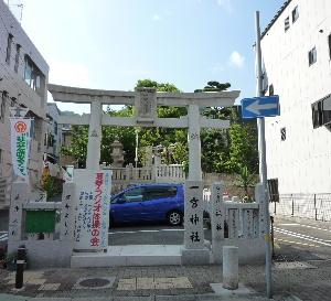 *一宮神社*