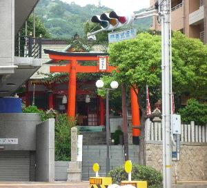 *四宮神社*