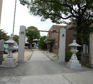 *七宮神社*