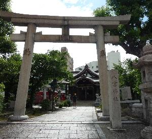 *八宮神社*