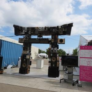 *神戸ビエンナーレ2015*②メリケンパーク会場