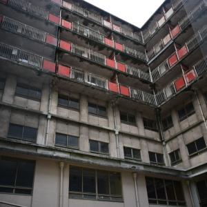 名古屋の廃墟ビル