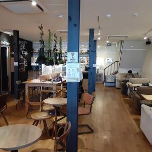 神楽坂の「TOKI CAFE」