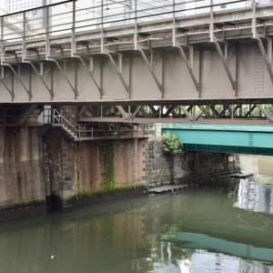 神田川から分かれる日本橋川(その歴史)