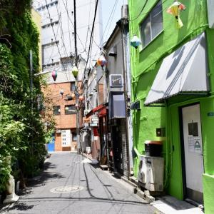 新宿の旧赤線・青線の名残り?【その2】