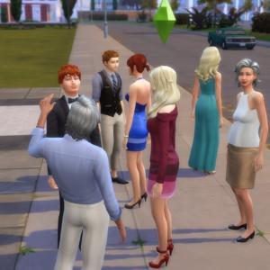 34.大人数で結婚パーティー